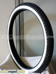 19 inch 2 25 19 23x2 25 classic whitewall tyre