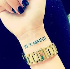 70 cool wrist ideas and meanings tattoozza