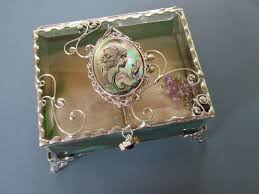 unique jewelry handmade unique jewelry boxes by jags jewelryart glassstudio