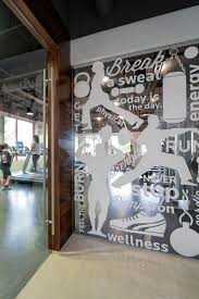 Gym Wall Murals 46 Fitness Quotes To Inspire You To Work Harder Gym Interior