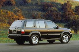 pathfinder nissan 1997 nissan recalls 195 991 pathfinder and infiniti qx4 suvs over rust