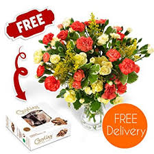 flower delivery uk fresh flowers delivered free uk delivery blazing spray