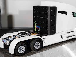 used volvo trucks for sale by owner nikola u0027s tesla inspired electric truck could make hydrogen power