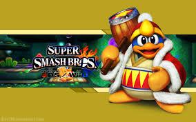 super smash bros wii u wallpapers king dedede wallpaper super smash bros wii u 3ds by alexthf on