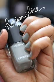 chanel horizon line le vernis longwear nail colour available now