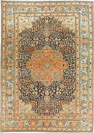 Persian Rugs Nyc by Antique Persian Mohtashem Kashan Rug Bb6141 Floral Motif