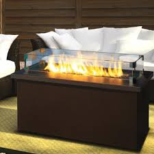 kitchen room design nice modern indoor gas fire pit coffee table