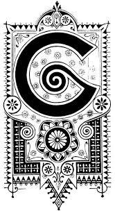 117 best decorative lettering images on pinterest illuminated