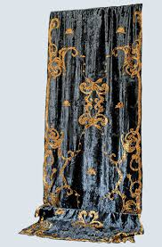 Blue And Gold Curtains Curtains Stimulating Blue And Gold Patterned Curtains Lovely