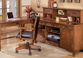 cross island desk w storage ashley furniture computer desks new some of the best quality from