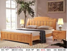 Solid Wood Bedroom Furniture New European Leisure Solid Wood Bedroom Furniture Imported From