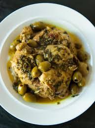 ricardo cuisine mijoteuse poulet aux olives de èle henkel ricardo