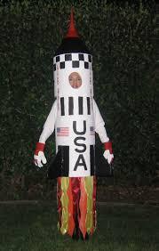 Halloween Costume Saturn Rocket Halloween Costume Holidays