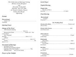 wedding church programs wedding ideas wedding program templates free lovely printable