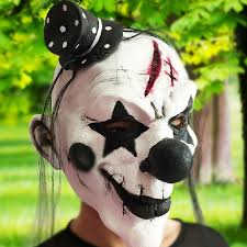 Scary Clown Costumes Halloween Buy Wholesale Clown Mask China Clown Mask Wholesalers