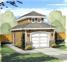 Garage Apartment Garage Plan 41134 At Familyhomeplans Com