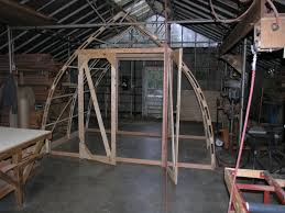 Arched Cabins by Build A 12 U0027 By 8 U0027 Gothic Arch Greenhouse For Less Than 200 Youtube