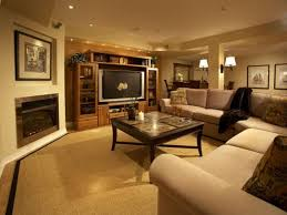 Basement Family Room Decorating Ideas Lovable Small Living Room - Family room sofas ideas