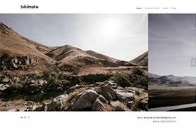 33 free professional photography website templates u0026 themes