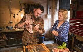 handmade kitchen knives uk meet the on the cutting edge of kitchen knives telegraph