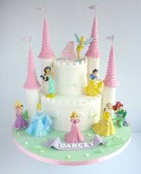 birthday cakes images wonderful disney princess birthday cakes