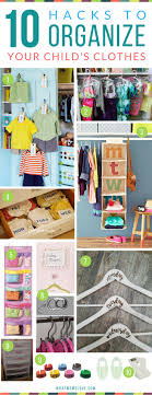 Best  Organize Kids Clothes Ideas On Pinterest Kids Bedroom - Childrens bedroom organization ideas