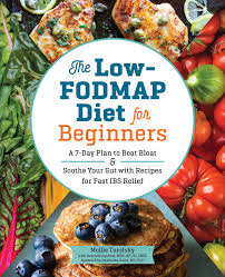 the low fodmap diet for beginners a 7 day plan to beat bloat and