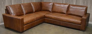 Cheap Leather Sectional Sofa Leather Sectional Grain And Top Grain Leather At