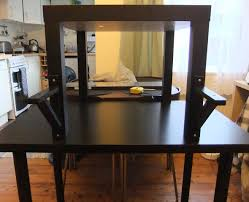 Build Cheap Desk How To Build A Cheap Standing Desk From Ikea And What It U0027s Like