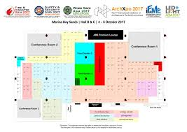 floorplan fire u0026 disaster asia 2017