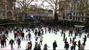 natural history museum ice skating rink 11th december 2011 youtube