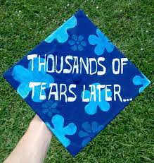 Ideas On How To Decorate Your Graduation Cap 25 Creative Graduation Cap Ideas For The Crafty Grad Graduation
