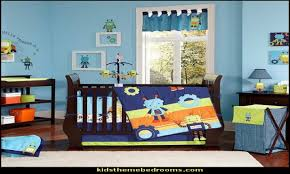 space bedroom decor rocket ship bedding for boys space theme baby