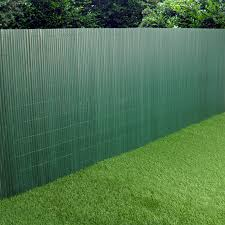 Bamboo Fencing Rolls Home Depot by Garden Fence Home Depot Yardgard 28 In X 50 Ft Pvc Coated Rabbit