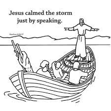 46 jesus calms storm images jesus calms