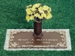Flat Grave Markers With Vase Markers U2013 Granite Memorials Direct