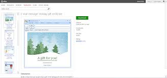 free winter templates for microsoft office