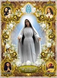 tradcatknight our lady mediatrix of all graces