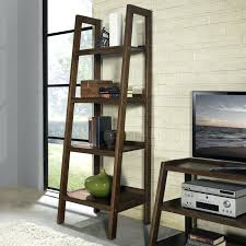 Bookcase With Glass Doors Target by Bookcase Sauder Ladder Shelf Sauder Ladder Shelves Sauder Ladder