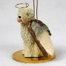 soft coated wheaten terrier pet ornament home
