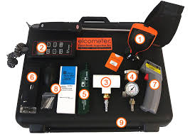 elcometer paint booth inspection kit