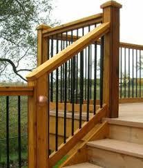 Porch Stair Handrail 264 Best Deck Railing Images On Pinterest Deck Railings Decking