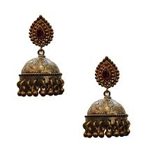jhumka earrings online buy earrings online earrings online shopping madhurya