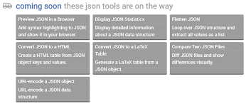 convert json to html table online json tools a gift for developers by developers tekh decoded