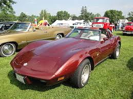 1978 corvette stingray chevrolet corvette c3