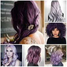coloring hair gray trend name purple best hair color ideas trends in 2017 2018