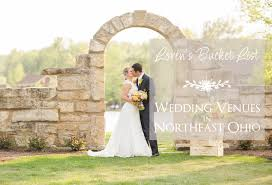 wedding venues in cleveland ohio favorite northeast ohio wedding venues photographer akron