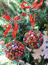 mandala art d i y projects millefiori christmas balls