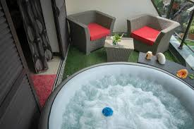 chambre balneo chambre balnéo photo de hôtel hibiscus kone tripadvisor