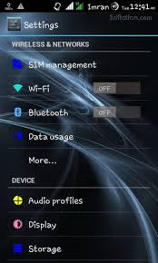 phone settings android android bhoot change setting background of ur android process